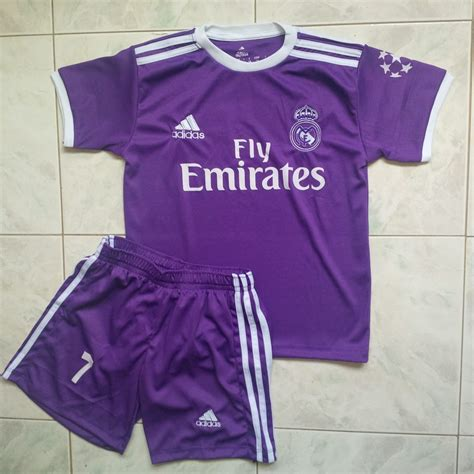 imagenes de zapatos del real madrid uniforme real madrid chions morado 2016 2017 cr7 ni 241 os