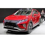 Mitsubishi Eclipse Cross 2018  New SUV Specs Design And