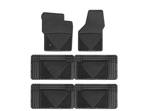 Water Floor Mats In Car 2000 Ford Excursion All Weather Car Floor Mats By