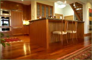 Natural Wood Kitchen Cabinets Natural Cherry Cabinets With Granite Home Design Ideas