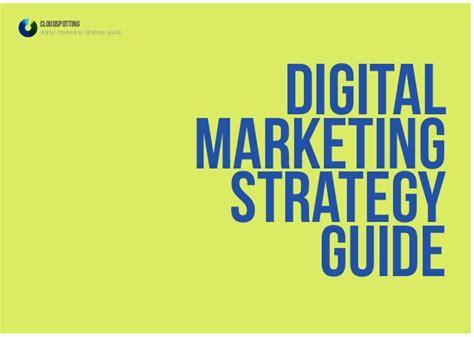 handbook of digital marketing books digital marketing strategy guide
