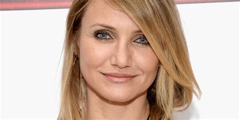 actress cameron diaz wikipedia cameron diaz is a brunette now huffpost