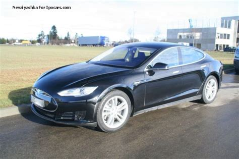 Tesla Model S 85 Kwh 2013 Tesla Model S 85 Kwh New Ez 19 12 13 Car Photo