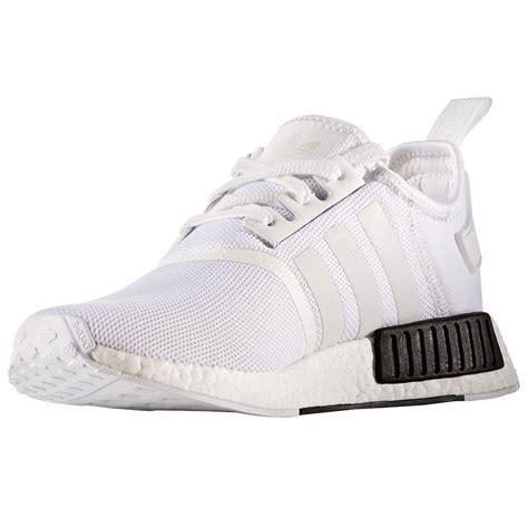 Sneaker Adidas 1 adidas nmd r1 herren running sneaker wei 223 schwarz