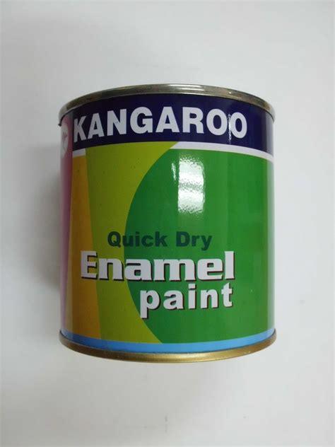 kangaroo enamel paint buildersmart