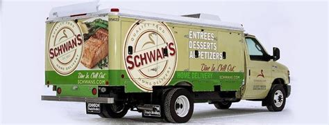 clean cities national clean fleets partner schwan s home