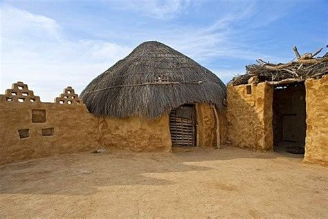 budget homes mud houses 6th december why the houses in rajasthan have thick walls and flat