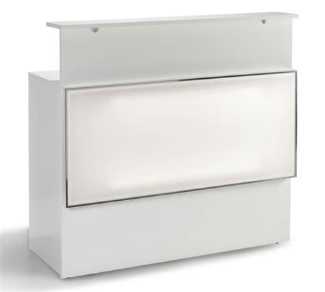 höhe tresen vezzosi theke luminol desk cde salondesign