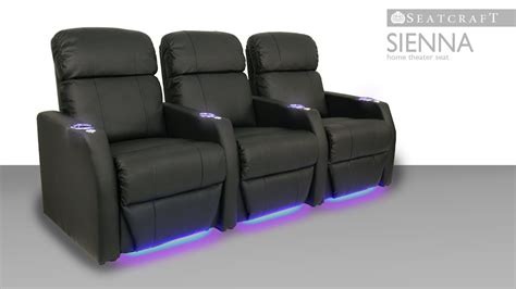 fancy design home theater seating furniture coaster