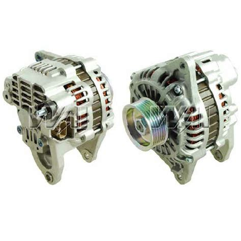 mitsubishi alternator diode new 90 alternator for 2003 2006 mitsubishi lancer 2 0l new alternators for mitsubishi mando