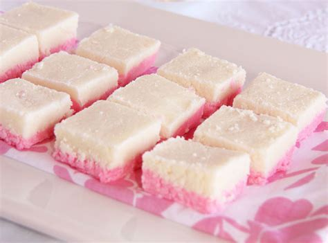 Pink Kitchen Knives Easy Coconut Ice Recipe For Kids Sugar On Toast