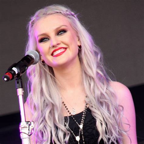 little mix perrie edwards little mix star perrie edwards born without sense of smell