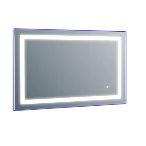 eviva evmr52 47x28 led deco piece wall mounted lighted