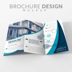 brochure mock up template brochure mock up design psd file free