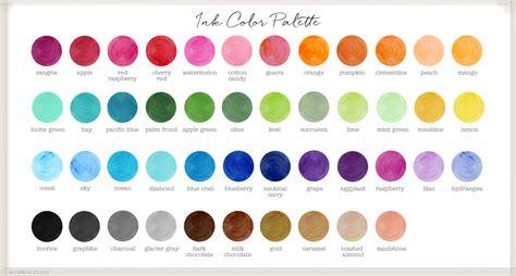 wedding color swatches unique wedding invitations creative custom save
