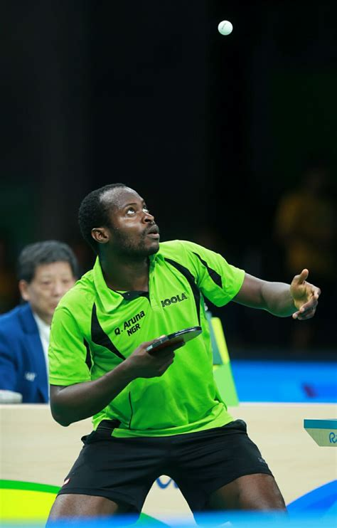 african sports complete sports nigeria nigerian table tennis team set