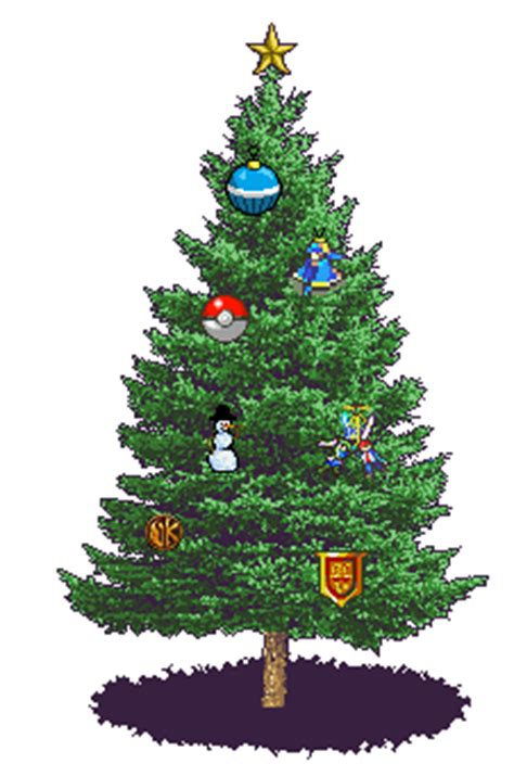 sf christmas tree sprites serenes forest forums