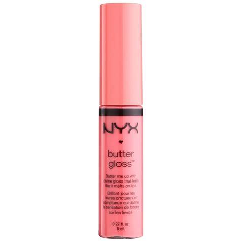 Nyx Professional Makeup nyx professional makeup butter gloss lip gloss notino co uk