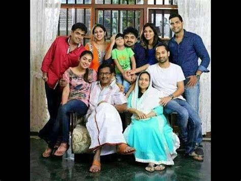Baburaj Family Photos