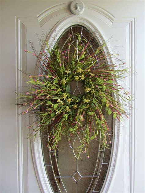 twig door swags forsythia door swag swags pinterest door 1000 images about wreaths and door swags on pinterest