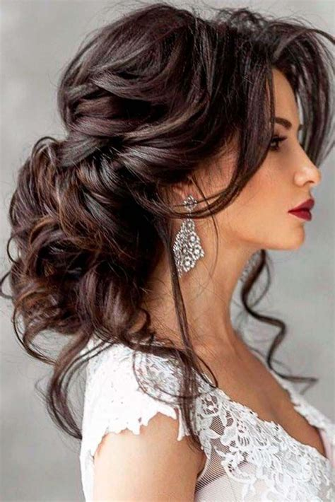 hairstyles keeping hair down 25 best ideas about bridesmaids hairstyles on pinterest