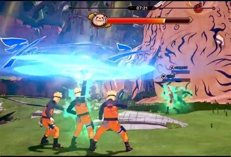 boruto ps4 naruto to boruto shinobi striker is getting an open beta