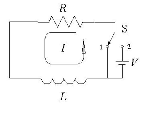 inductor l henry the lr circuit above has a resistor of r 29 and chegg