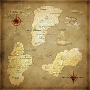 Dragon S Dogma World Map by World Map Dragons Prophet Europe Wiki Fandom Powered