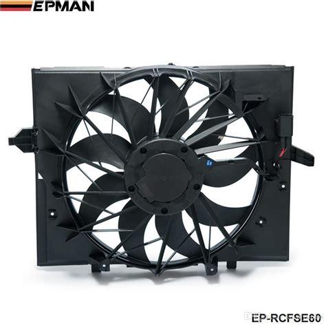 brushless radiator cooling fan 2018 epman sport radiator cooling fan brushless motor fits