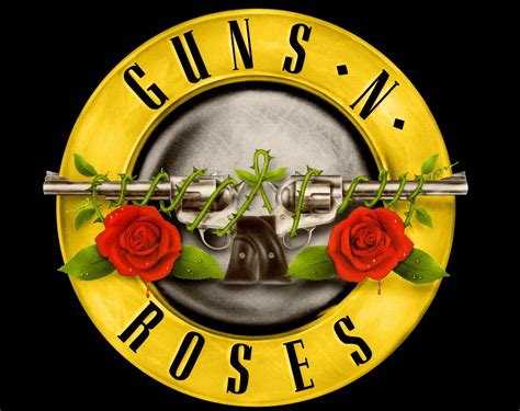Guns N Roses by Guns N Roses Logo Guns N Roses Symbol Meaning History
