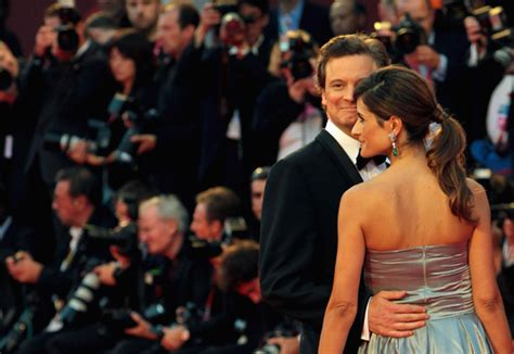 Collin Co Court Search Colin Firth Attends The Venice Festival With His