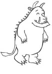 The Gruffalo Colouring Pages Kleurplaat Gruffalo Monsters Pinterest School by The Gruffalo Colouring Pages
