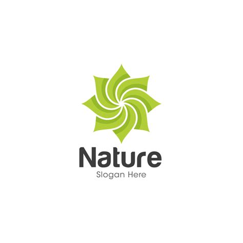 Free Nature Logo Design | nature logo design vectors 03 vector logo free download