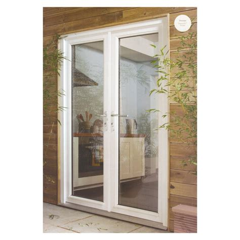 Dreamvu 174 Single Timber Patio Doorset Leaderstores Patio Single Door