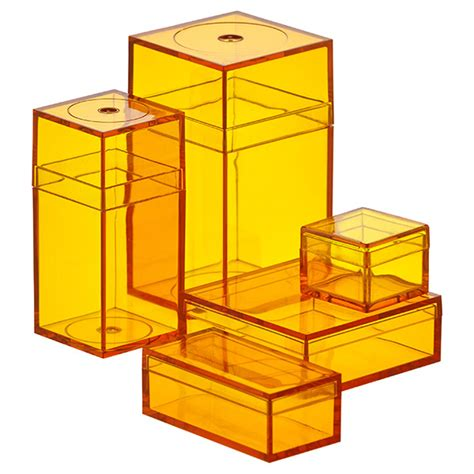 amac boxes small yellow amac boxes the container store