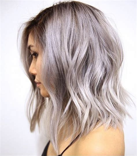 pot exterieur 3623 tendance couleur de cheveux gray and silver hair color