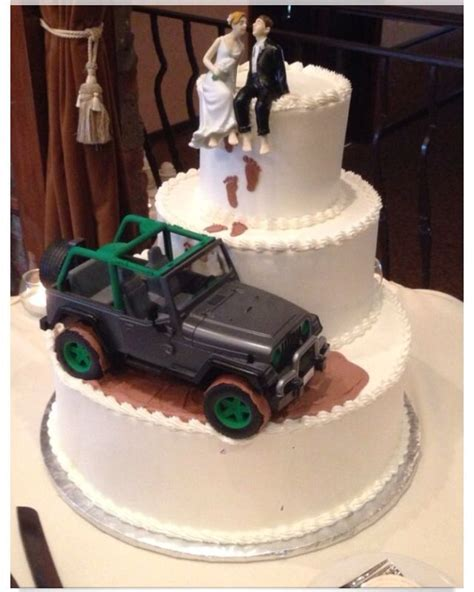 jeep cake topper 17 best ideas about jeep wedding on jeeps