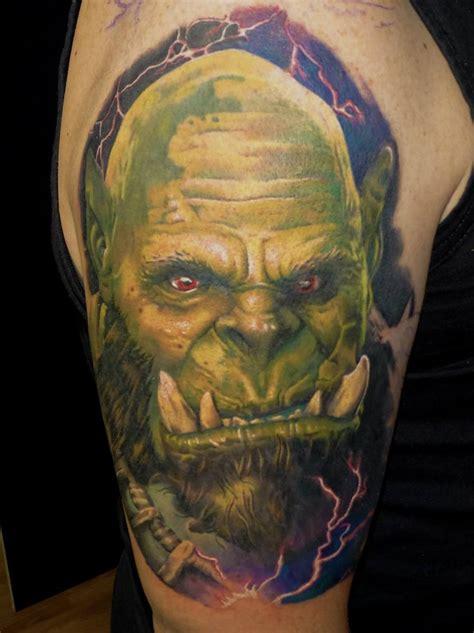 warcraft tattoo designs 51 best by chanuen flint images on
