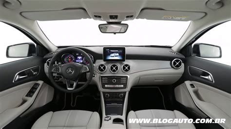 interior gla 200 conhe 231 a todo o interior do mercedes benz gla 2018 advance