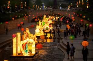 Seoul Lotus Lantern Festival Discovering Korea Lotus Lantern Festival In Seoul Brain