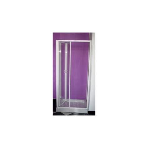 vano doccia porta per vano doccia con movimento a soffietto cristallo
