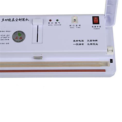 Vacum Sealer Sinbo Dz 280 sinbo dz 280 220v household vacuum plastic bag sealer