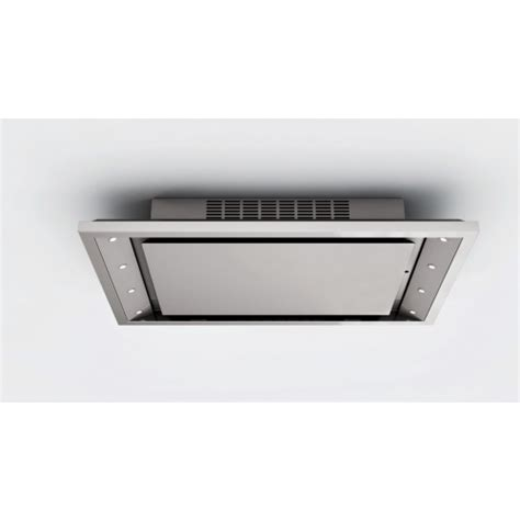 Commercial Stainless Steel Kitchen Cabinets by Pando E 225 Recirculation Surface Ceiling Mounted Cooker Hood