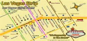 Map To Las Vegas by Las Vegas Strip Map Monorail Fremont Street Vegas