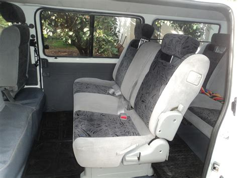 nissan urvan seat sri lanka taxi cab rentals hire superb condition dual ac
