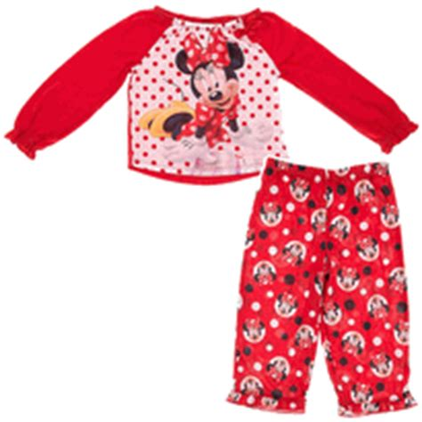 Piyama Minnie Mouse Biru Disney Kartun Pajamas Blue disney minnie mouse pajamas for