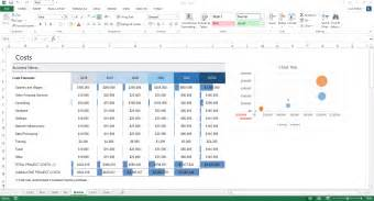 Business Plan Financial Template Excel by Business Plan Templates 40 Page Ms Word 10 Free Excel