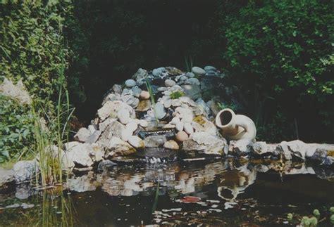 Faire Une Cascade En Pierres Bassin 4107 by Conception Et R 233 Alisation D Une Cascade Ou D Un Ruisseau