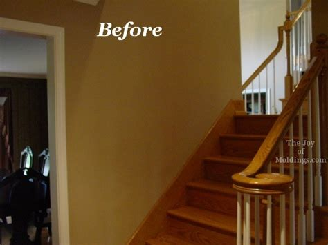 White Wainscoting With Oak Trim wainscoting ideas stairs quotes