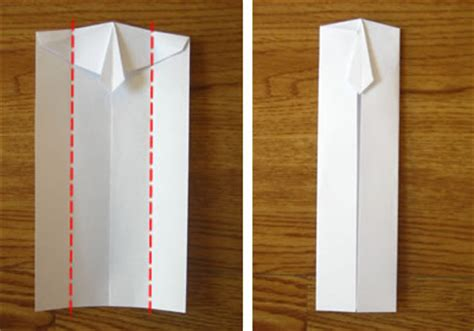 How To Make A Paper Football Shirt - money origami shirt and tie folding